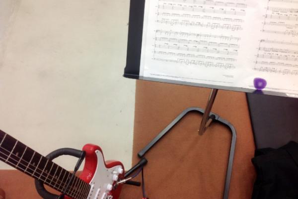 ギター 楽譜
