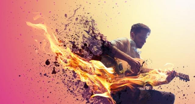 40代ギター初心者でも挫折せず楽しく弾ける様になる練習法!